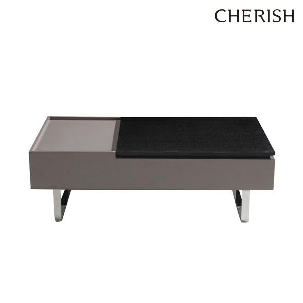 체리쉬 리오 리프트 테이블 그레이