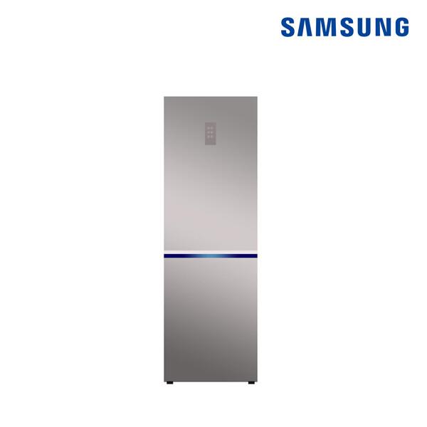 스크래치 에디션 삼성 슬림형 냉장고 RB34K60057F (에너지효율 : 2등급/용량 : 350L/크기 : 600×1,917×664 mm/냉장실 : 244L/냉동실 : 106L)