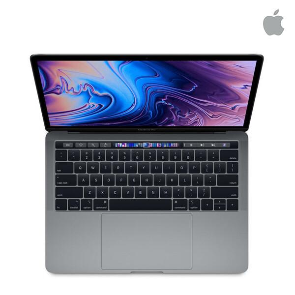 8세대 코어i5 애플 맥북프로 13형 터치바 MUHN2KH/A (8세대 코어i5-1.4GHz/램8G/SSD128G/Intel IrisPlus 645/13.3인치 2560x1600/ios)