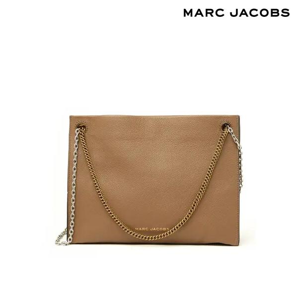MARC JACOBS 마크제이콥스 Large Double Link Leather Crossbody Bag 크로스백