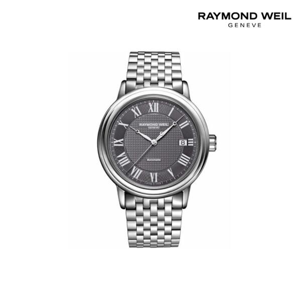 RAYMOND WEIL 레이몬드웨일 Maestro Mens Automatic Watch 2837-ST-00609 명품 남성시계