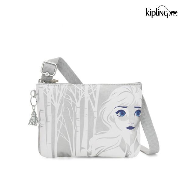Kipling 키플링 Disneys Frozen Raina Crossbag Birch Tree Silver 크로스백