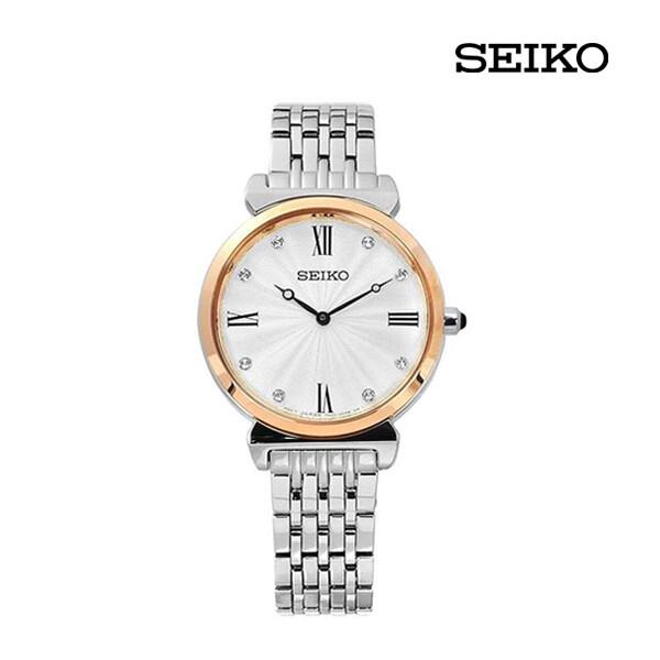 SEIKO 세이코 Lady Dress Watch SFQ798LDS 여성 시계