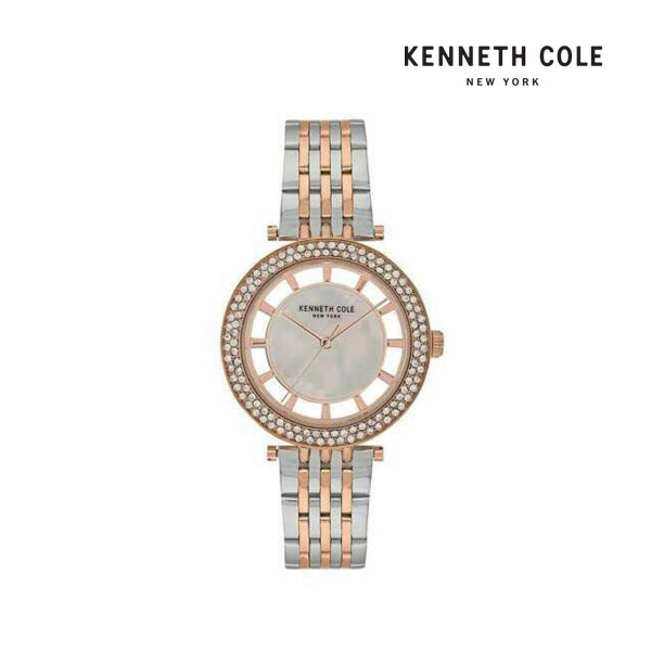 KENNETH COLE 케네스콜 KC51130004 Two-Tone Ladies Watch 명품 시계