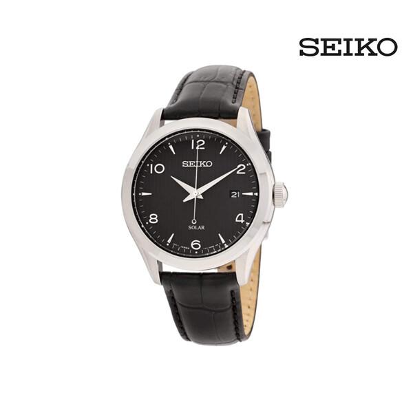 SEIKO Dress Watch 남성 손목 시계 (밴드 사용감 있음)
