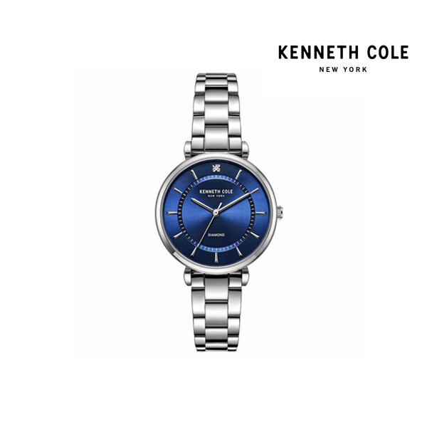 KENNETH COLE 케네스콜 Stainless Steel Ladies Quartz Watch 여성 손목 시계