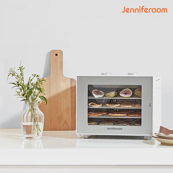 단순박스개봉 상품! 21년형 ~ 제니퍼룸 미니 식품건조기 JR-FD3080WH 화이트