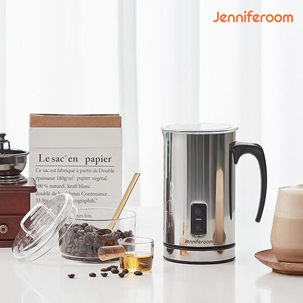 단순박스개봉 상품! 제니퍼룸 커피 우유거품기 JR-MF119S