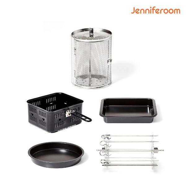 단순박스개봉 상품! 제니퍼룸 바베큐 5종 액세서리 AC-E5210BQ 1세트