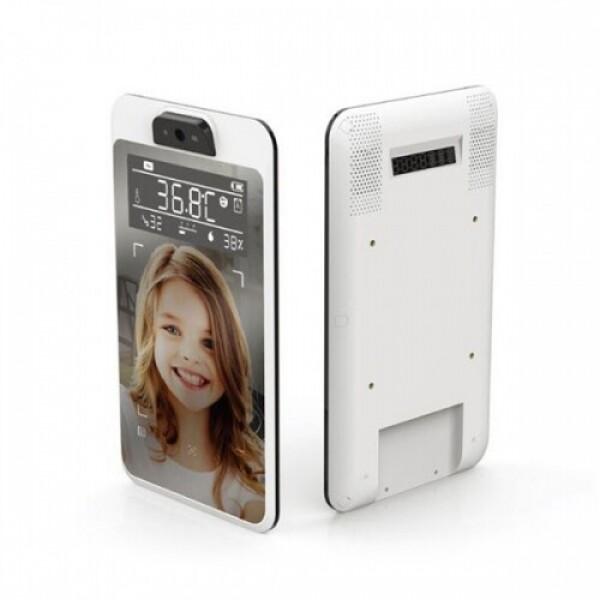 [일산매장 방문수령만 가능] TOVIS 토비스 안면인식 비접촉 거울형 카메라체온계 + 스탠드 포함 (일산매장 방문수령만 가능 / 스탠드포함 /  체온측정 비대면 열화상 온도 감지 음성안내기능)