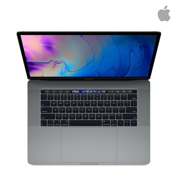 2019년형 9세대 코어i7 애플 맥북프로 터치바 15형 MV902KH/A 스페이스그레이 (코어i7-9750H 2.60GHz/램16G/SSD256G/RADEON Pro 555X/15.4인치 2880x1800/ios/사이클207)