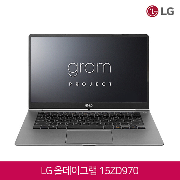 LG 올데이그램 15ZD970-GX7SK (코어i7-7500U/램8G/SSD512G/인텔HD620/15인치FHD 1920x1080/윈도우10)