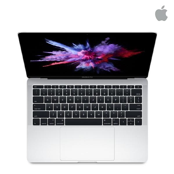 애플 맥북 프로 A1708 실버(코어i5-7360U-2.3Ghz/16G/SSD256G/Intel Iris Plus 640/13.3인치 2560x1600/ios/논터치바)