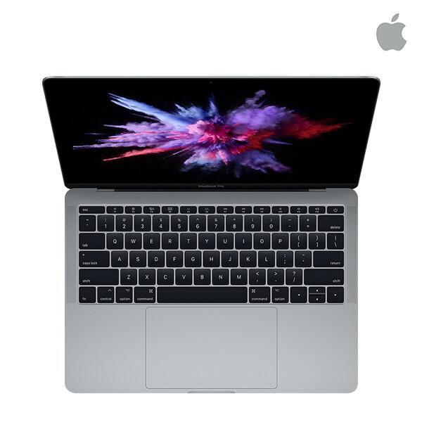 애플 맥북 프로 A1708 스페이스그레이(코어i5-7360U/8G/SSD256G/Intel Iris Plus 640/13.3인치 2560x1600/ios/논터치바)