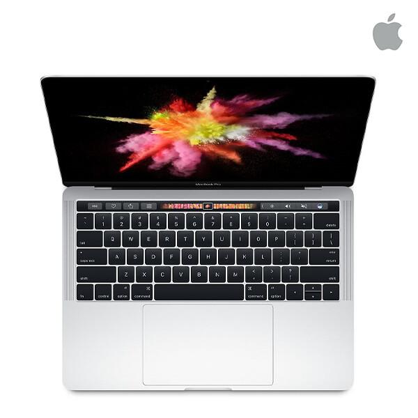 애플 맥북 프로 A1706 실버 (코어i5-7267U-3.1ghz/16G/SSD256G/Intel Iris Plus 650/13.3인치 2560x1600/ios/터치바)