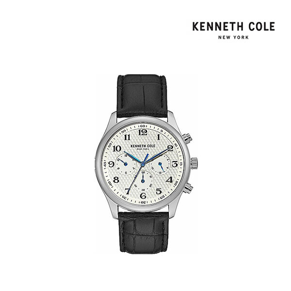 KENNETH COLE 케네스 콜 남성 크록 가죽 손목시계 KC51049005