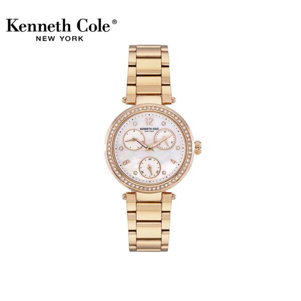Kenneth Cole 뉴욕 골드톤 여성시계 KC50735004