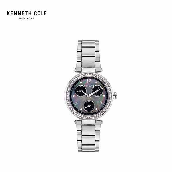 KENNETH COLE 케네스 콜 여성 멀티 스틸 메탈 손목시계 KC50735006