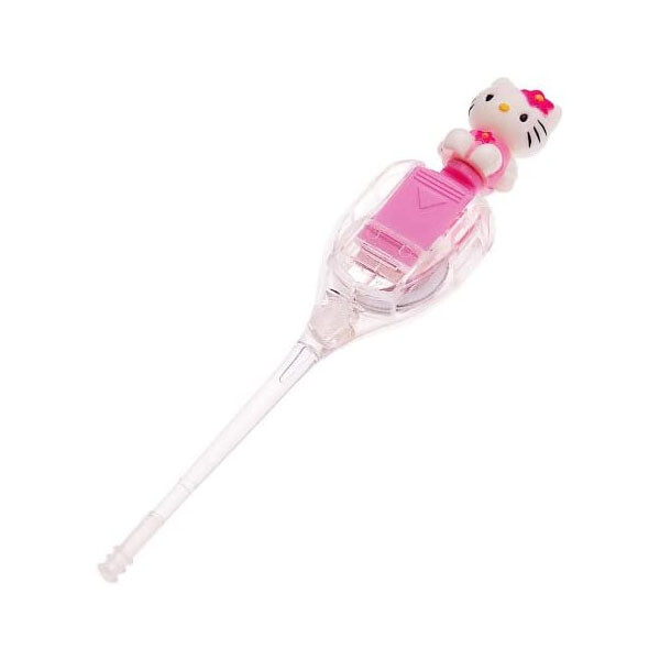 헬로키티 LED 귀이개 Hello Kitty Aikari Earpick AMK