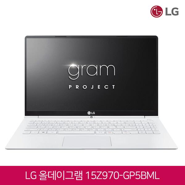 LG 올데이그램 15Z970-GP5BML (코어i5-7200U/램8G/SSD256G/인텔HD620/15인치FHD 1920x1080/윈도우10)