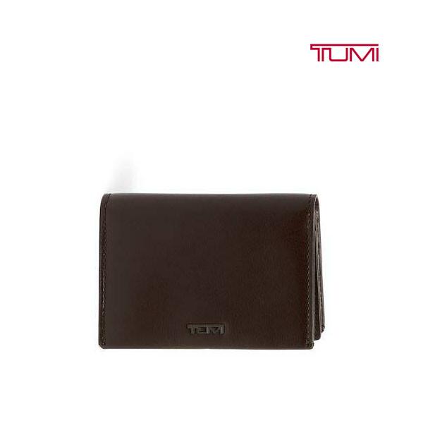 TUMI 투미 카드 케이스 GUSSETED CARD CASE 1262156BS