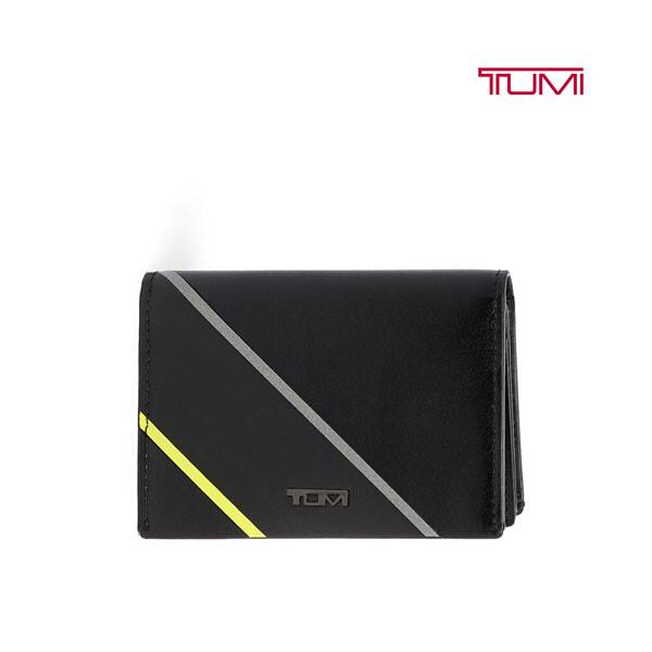 TUMI 투미 거싯 카드 케이스 GUSSETED CARD CASE 1262156DBL