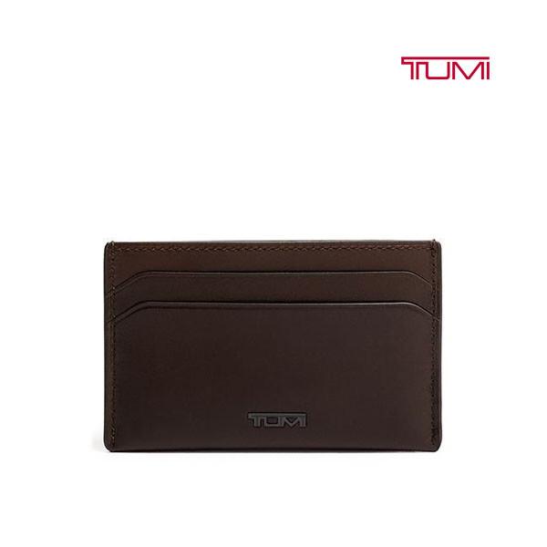 TUMI 투미 슬림 카드 케이스 SLIM CARD CASE 1262159BS