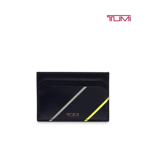 TUMI 투미 슬림 카드 케이스 SLIM CARD CASE 1262159DBL