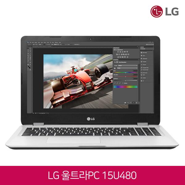 8세대 코어i5 LG 울트라PC 15U480-GR5SK (코어i5-8250U/8G/SSD256G+HDD500G/인텔UHD620/15.6인치 1920x1080/윈도우10)