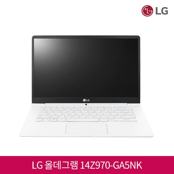 7세대 코어i5 LG 올데이그램 14Z970-GA5NK 화이트 (코어i5-7200U/램8G/SSD256G/인텔HD620/14인치FHD 1920x1080/윈도우10)