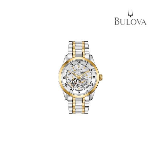 BULOVA 부로바 남성 명품 시계 98A230