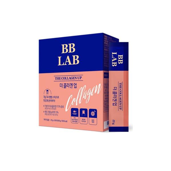 뉴트리원 BB LAB 비비랩 더콜라겐 업 20g x 30포 (박스개봉 새상품 / 유통기한  : 2022년 12월 24일)