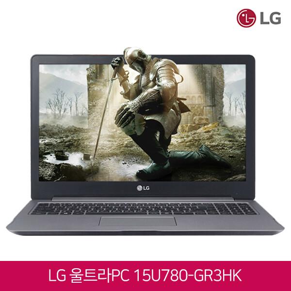 8세대 코어i3 LG울트라PC 15U780-GR3HK (코어i3-8130U/램8G/SSD128G+HDD500G/인텔UHD620/15.6인치1920x1080/윈도우10)