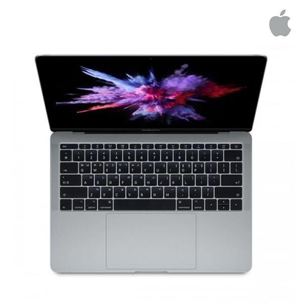 애플 7세대 코어i5 맥북프로 MPXT2KH/A 스페이스 그레이(코어i5-7360U 2.3GHz/램16G/SSD 256G/Iris Plus 640/웹캠/무선랜/13.3인치  2560x1600/Big Sur)
