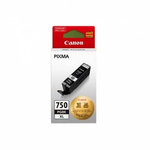 캐논 PGI-750XL PGBK 문서용 검정 대용량잉크