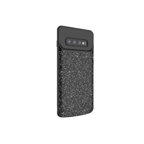 아이앤지코리아 갤럭시S10 플러스 케이스형 보조배터리 5000mAh XDL-191 (스퀘어블랙)