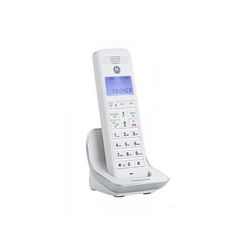모토로라 무선 전화기 증설용 C7201AH 화이트