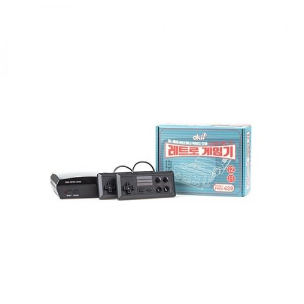 혀니별 오키오 가정용 레트로 게임기 620 plus