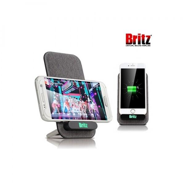 브리츠 BZ-AP007 WC 스마트폰 고속 무선 충전기