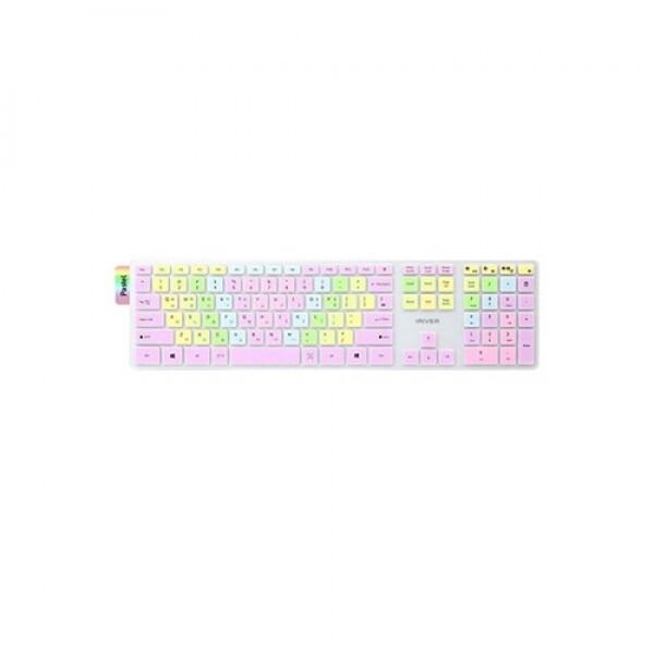 아이리버 EQwear-X10 펜타그래프 유선키보드 파스텔