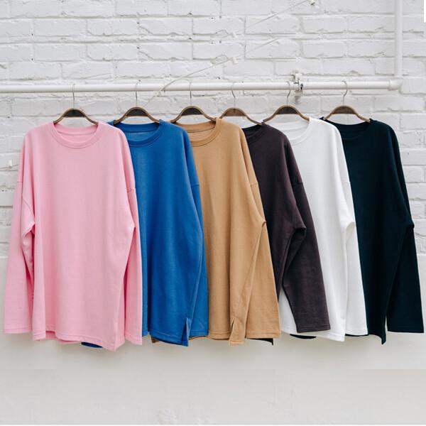 [깜짝세일~10/20까지]  소유하고 싶은 감성~ 오버핏 유니섹스 코지 티셔츠