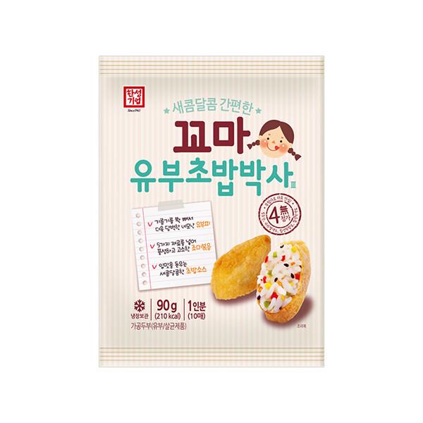 한성 꼬마유부초밥박사 90g (냉장보관/유통기한 제조일로부터 3개월)