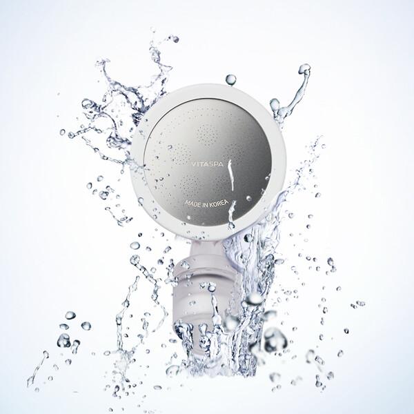 99% 살균 비타스파 컴팩트 항균볼 샤워헤드 (*비타민 샤워필터 전용*)