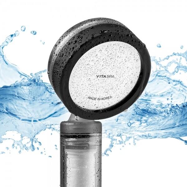 99% 살균 비타스파 더 클린 항균볼 샤워기  (아로마 테라피,비타민샤워,필터기능을 한번에!)
