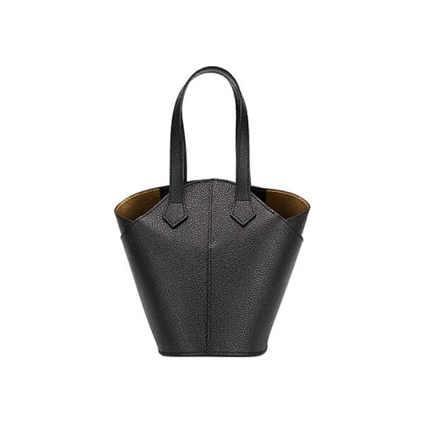 에르메스 스타일 천연가죽 디자인 브랜드 PALLA K-BAG PLUS-S 블랙 (면세점 입점모델 / 국내발송)