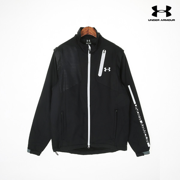 언더아머 남성 자켓 UA CG INFRARED LATE HIT WIND JACKET(2color)