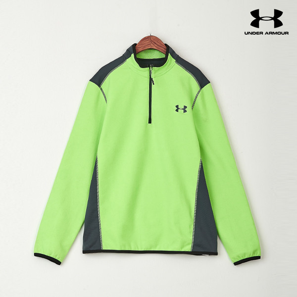 언더아머 남성 티셔츠 UA CGI PERFORMANCE MF 1/4 ZIP(2color)