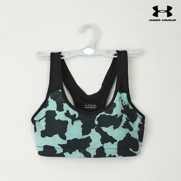 언더아머 여성 브라탑 UA WORK OUT PRINT BRA A/B(4color