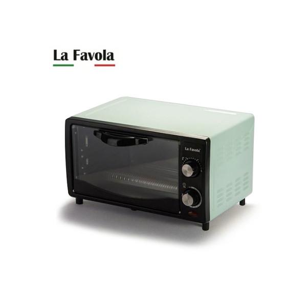 라파볼라 오븐 전기오븐 10L T0-10ETQ (★그린★)