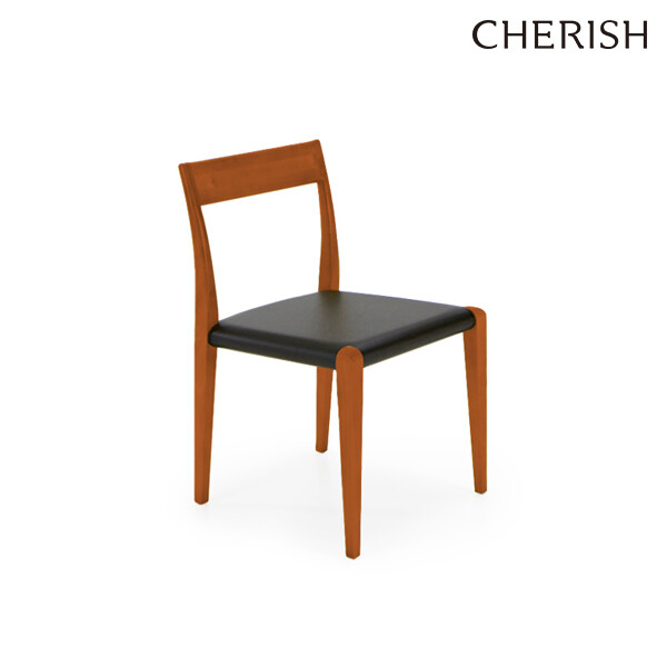 체리쉬 라포레2 식탁의자 블랙